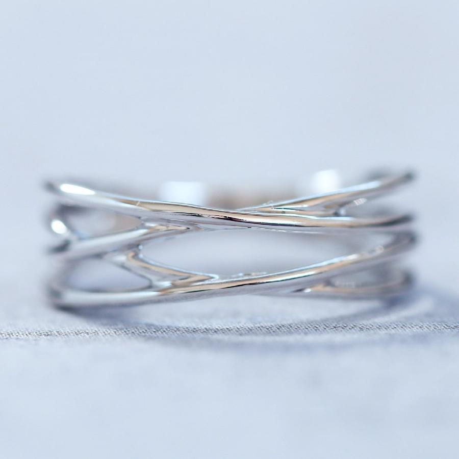 地金 リング シルバー925 ファッションリング 品質保証書 金属アレルギー 日本製 ホワイトデー ギフト プレゼント|cococaru