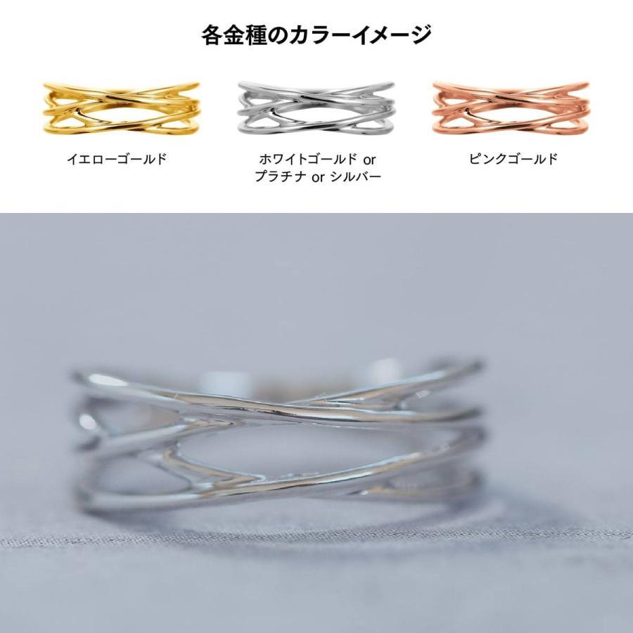 地金 リング シルバー925 ファッションリング 品質保証書 金属アレルギー 日本製 ホワイトデー ギフト プレゼント|cococaru|06