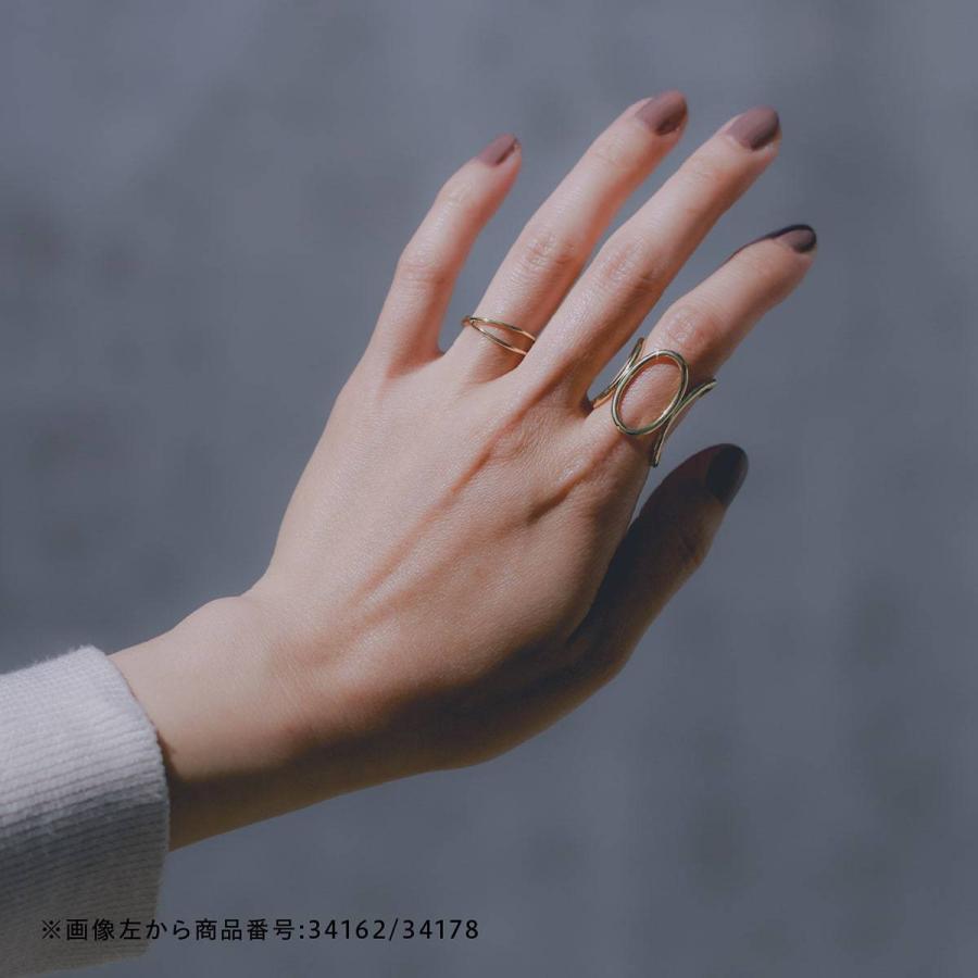 地金 リング フォークリング シルバー925 真鍮 ファッションリング 品質保証書 金属アレルギー 日本製 ホワイトデー ギフト プレゼント|cococaru|05