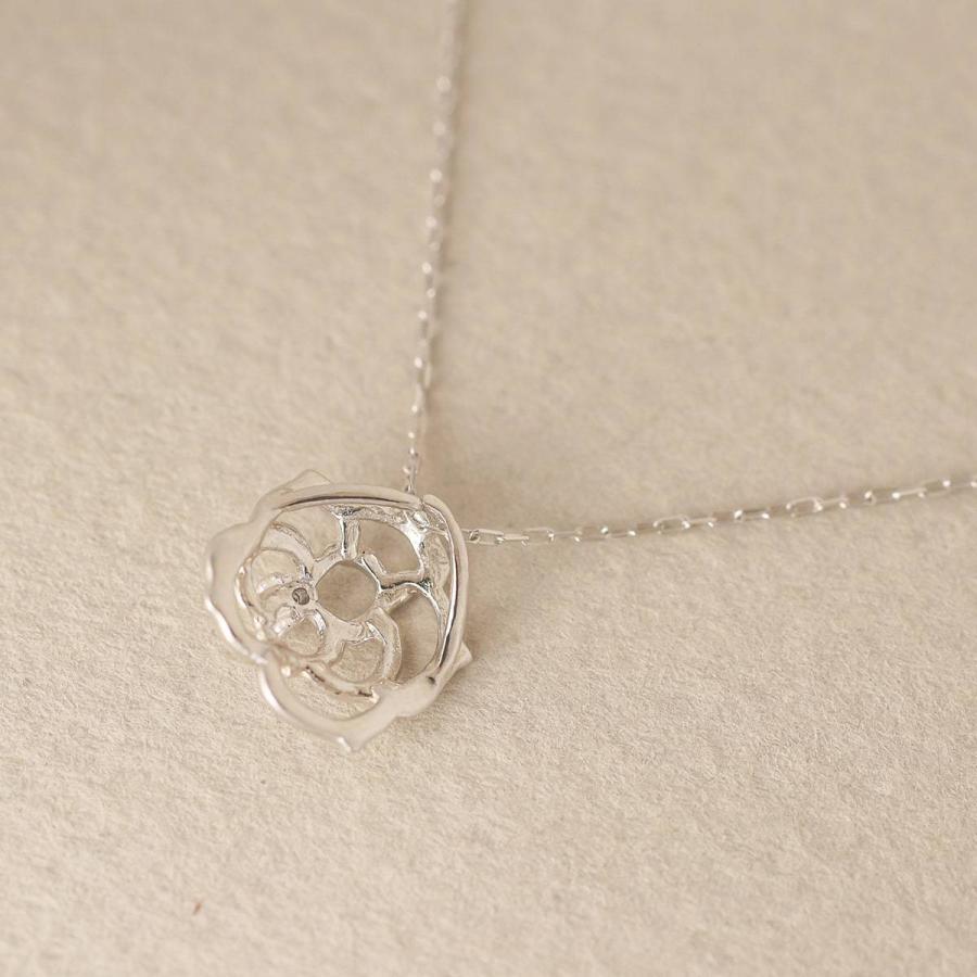 ダイヤモンド ネックレス k18 一粒 イエローゴールド/ホワイトゴールド/ピンクゴールド 品質保証書 天然ダイヤ 日本製 新生活 母の日 ギフト プレゼント|cococaru|05