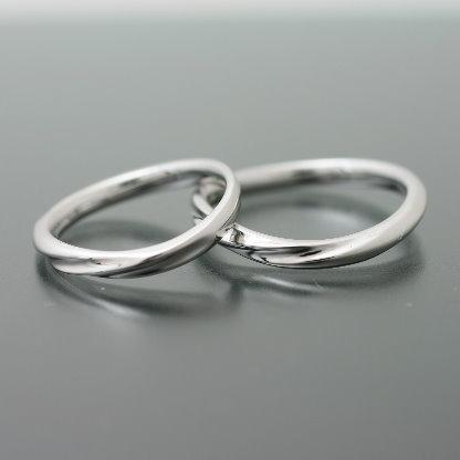 【あすつく】 ペアリング 結婚指輪 安い 2本セット プラチナ マリッジリング 指輪 pt900 ホワイトデー, むらげん 4bea4a1b