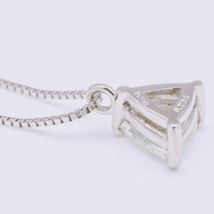 鑑定書付き 一粒ダイヤ ダイヤモンド ネックレス プラチナ900 金属アレルギー 天然ダイヤ 日本製 ホワイトデー ギフト プレゼント|cococaru|14