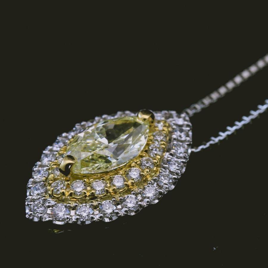 鑑定書付き ダイヤモンド ネックレス プラチナ900 k18 金属アレルギー 天然ダイヤ 日本製 ホワイトデー ギフト プレゼント cococaru 07