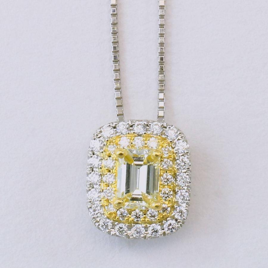 鑑定書付き ダイヤモンド ネックレス プラチナ900 k18 金属アレルギー 天然ダイヤ 日本製 ホワイトデー ギフト プレゼント cococaru 04