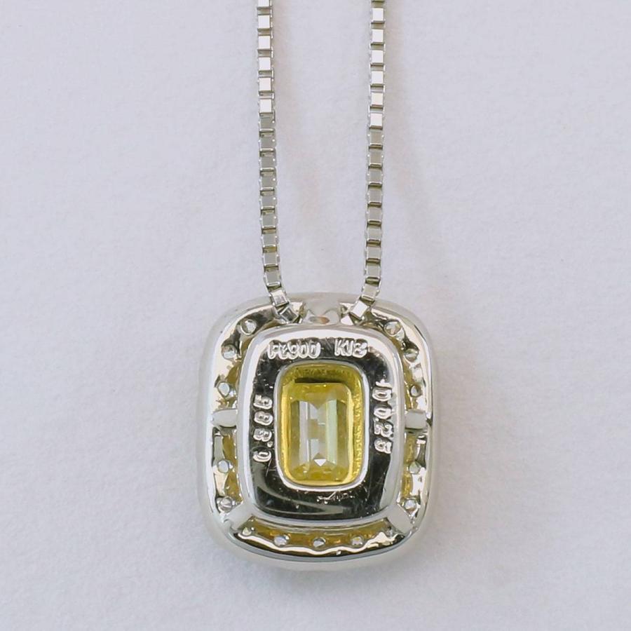 鑑定書付き ダイヤモンド ネックレス プラチナ900 k18 金属アレルギー 天然ダイヤ 日本製 ホワイトデー ギフト プレゼント cococaru 05
