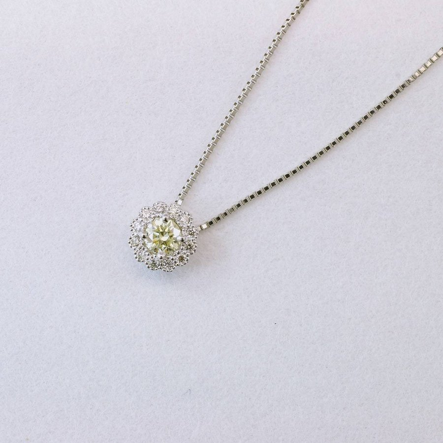 鑑定書付き ダイヤモンド ネックレス プラチナ900 金属アレルギー 天然ダイヤ 日本製 ホワイトデー ギフト プレゼント cococaru 12