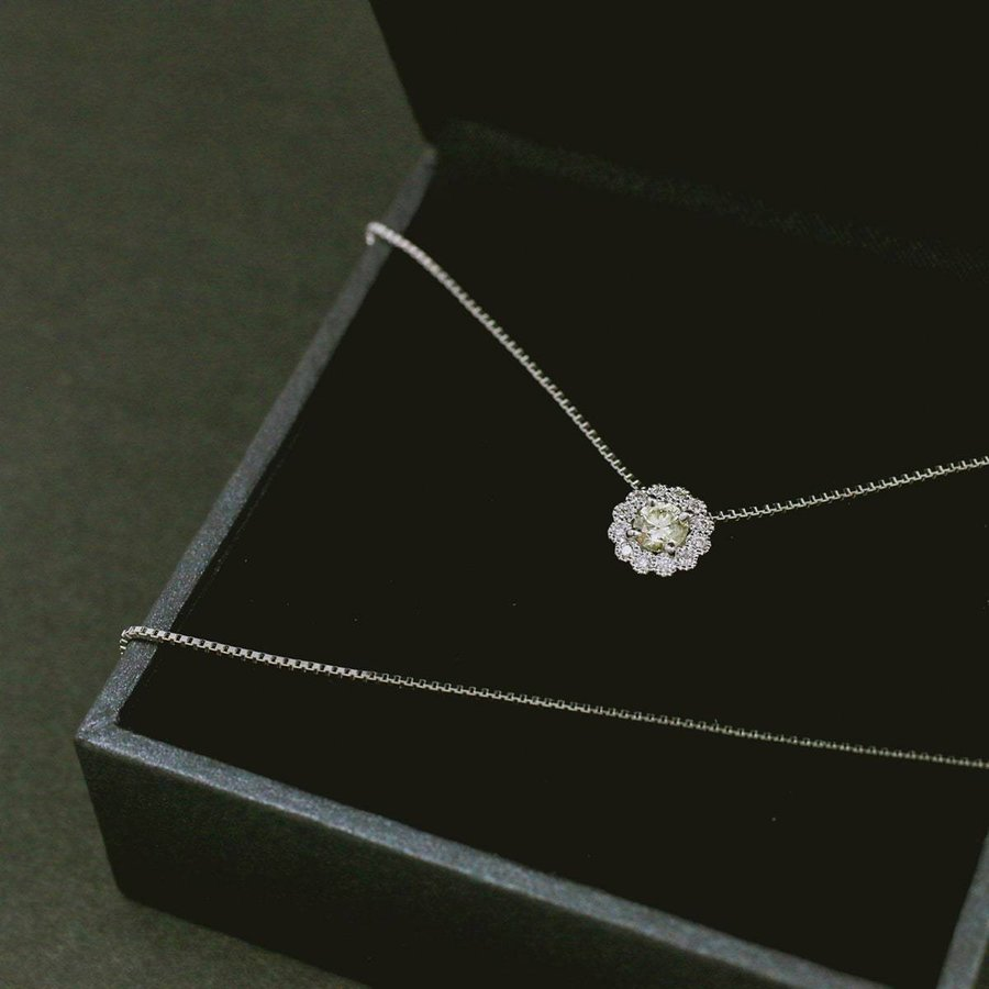 鑑定書付き ダイヤモンド ネックレス プラチナ900 金属アレルギー 天然ダイヤ 日本製 ホワイトデー ギフト プレゼント cococaru 08