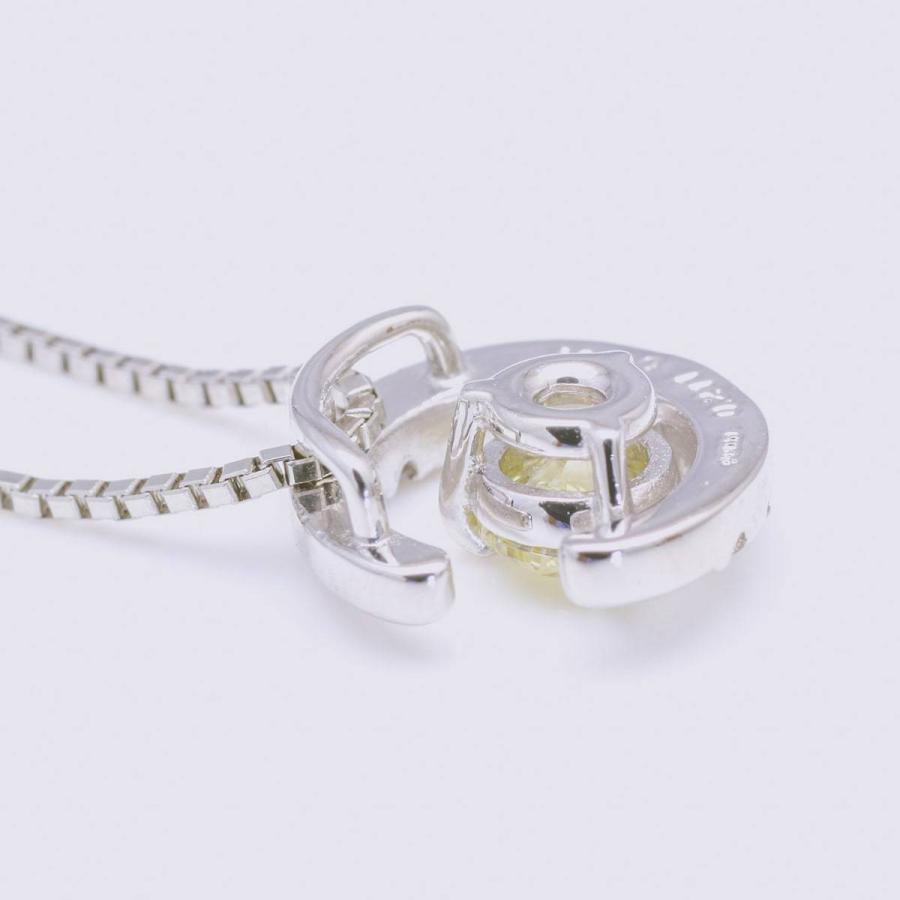 鑑定書付き ダイヤモンド ネックレス プラチナ900 金属アレルギー 天然ダイヤ 日本製 ホワイトデー ギフト プレゼント|cococaru|14
