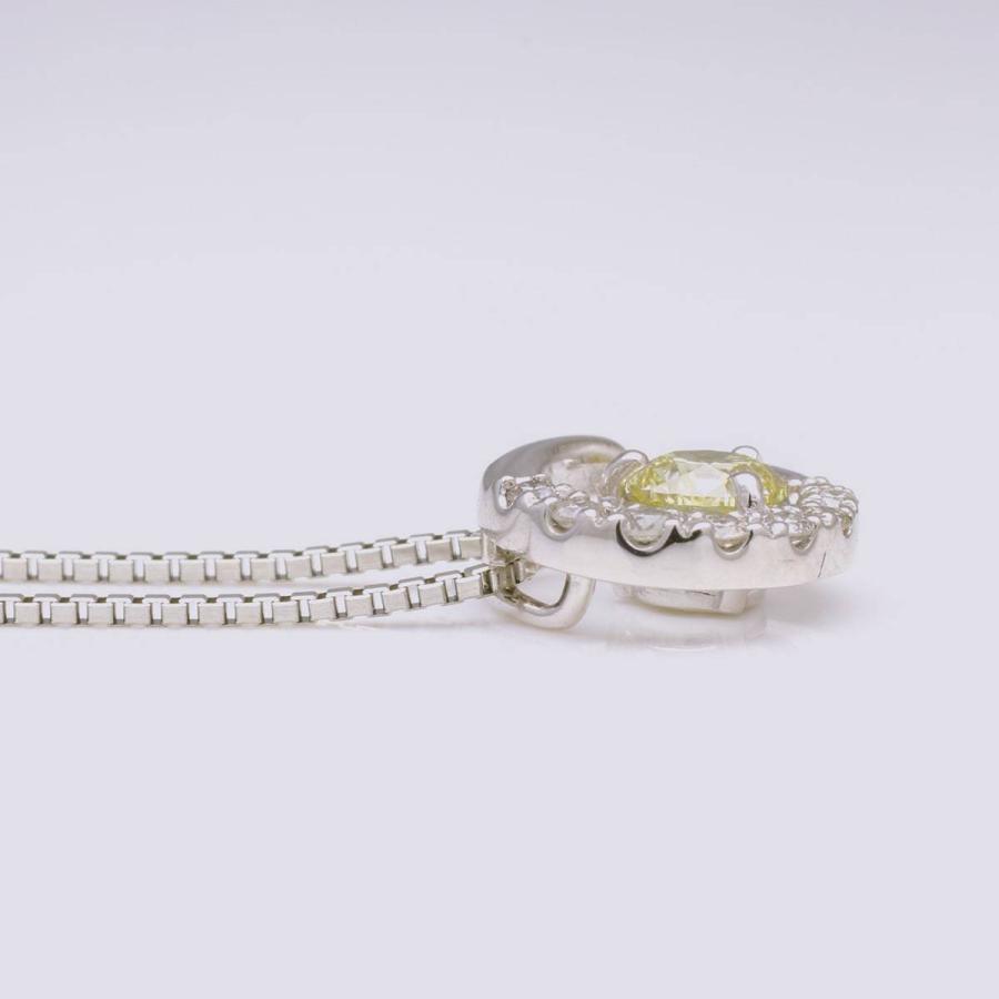 鑑定書付き ダイヤモンド ネックレス プラチナ900 金属アレルギー 天然ダイヤ 日本製 ホワイトデー ギフト プレゼント|cococaru|15