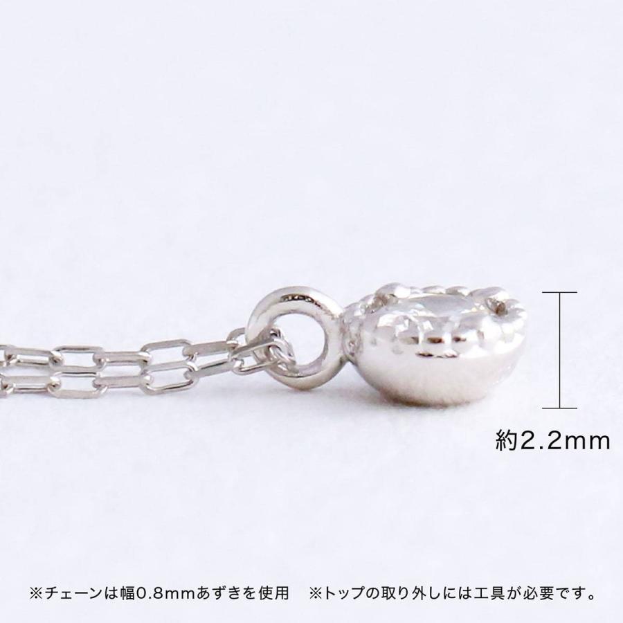 ネックレス ダイヤモンド プラチナ900 一粒 品質保証書 金属アレルギー 天然ダイヤ 日本製 新生活 母の日 ギフト プレゼント|cococaru|07