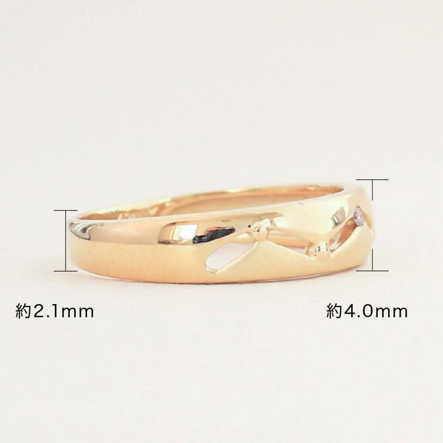 指輪 ブランド おしゃれ レディース ダイヤモンド リング プラチナ900 天然ダイヤ ファッションリング 金属アレルギー 日本製 新生活 母の日 ギフト プレゼント|cococaru|07