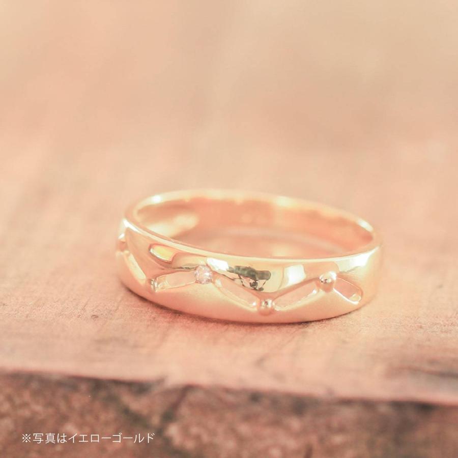 指輪 レディース ダイヤモンド リング シルバー925 天然ダイヤ ファッションリング 金属アレルギー 日本製 新生活 母の日 ギフト プレゼント|cococaru|02