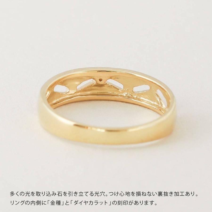 指輪 レディース ダイヤモンド リング シルバー925 天然ダイヤ ファッションリング 金属アレルギー 日本製 新生活 母の日 ギフト プレゼント|cococaru|09