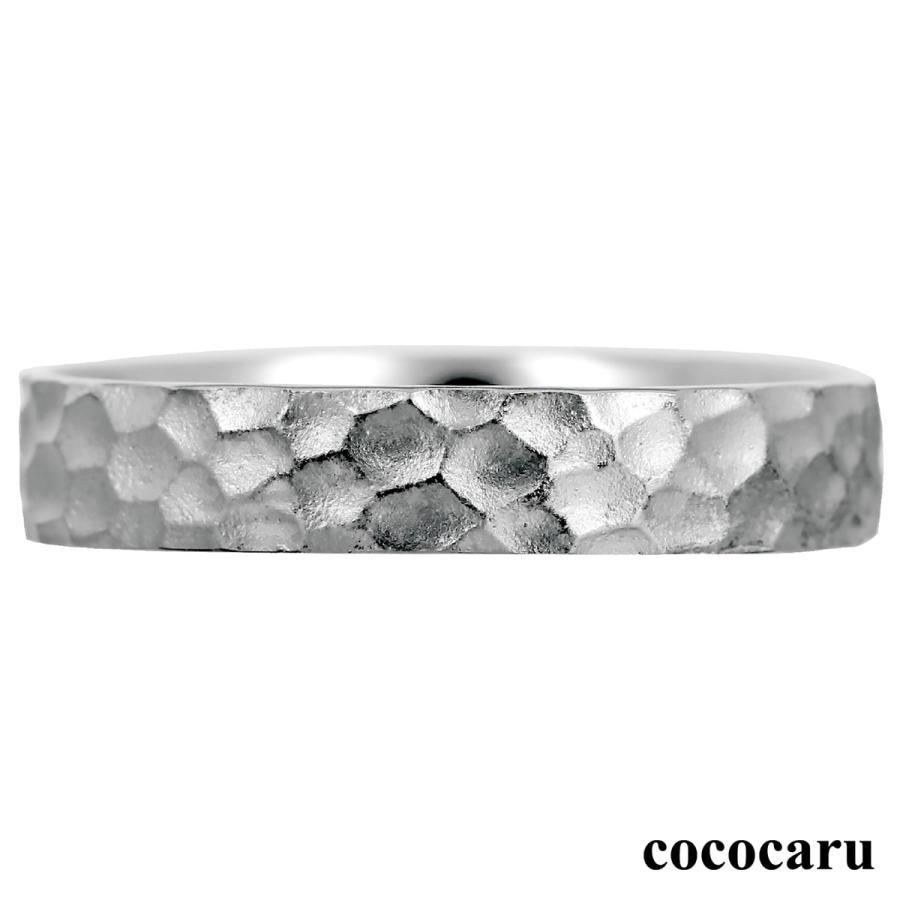 地金 リング シルバー925 ファッションリング 金属アレルギー 日本製 ホワイトデー ギフト プレゼント|cococaru