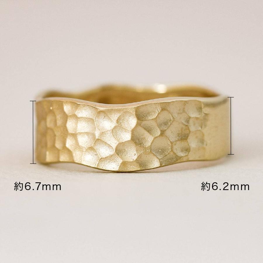 地金 リング プラチナ900 ファッションリング 金属アレルギー 日本製 ホワイトデー ギフト プレゼント|cococaru|07