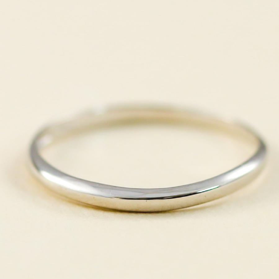 地金 リング シルバー925 シルバーリング ファッションリング 品質保証書 金属アレルギー 日本製 ホワイトデー ギフト プレゼント|cococaru
