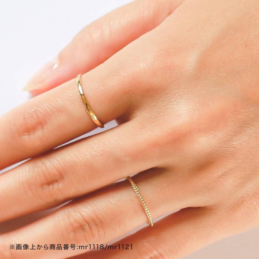 地金 リング シルバー925 シルバーリング ファッションリング 品質保証書 金属アレルギー 日本製 ホワイトデー ギフト プレゼント|cococaru|05