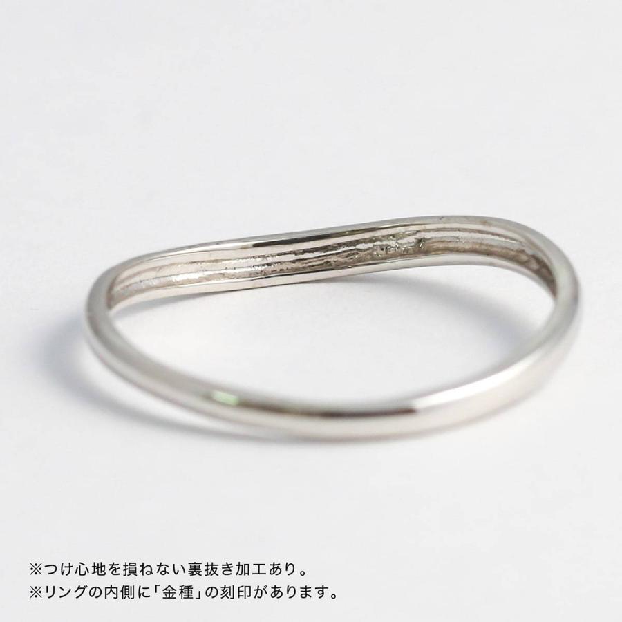 地金 リング シルバー925 シルバーリング ファッションリング 品質保証書 金属アレルギー 日本製 ホワイトデー ギフト プレゼント|cococaru|09