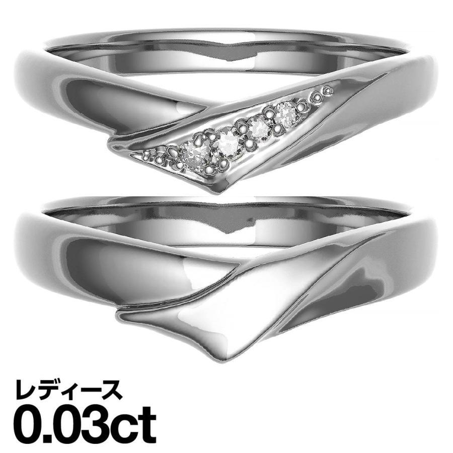 本物品質の ペアリング 2本セット 安い プラチナ900 ダイヤモンド 品質保証書 金属アレルギー 日本製 新生活 ギフト, オンガグン 0fd886ff