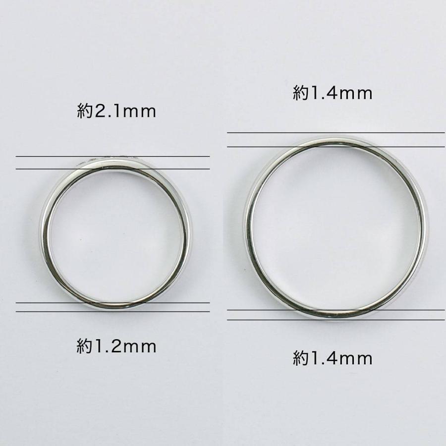 ペアリング 2本セット 天然ダイヤ 安い k18 イエローゴールド/ホワイトゴールド/ピンクゴールド ダイヤモンド 日本製 ホワイトデー ギフト プレゼント|cococaru|09
