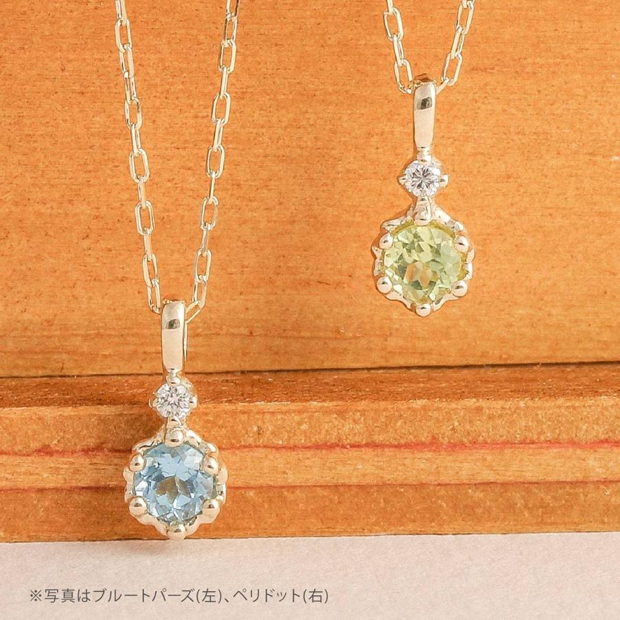 選べるカラーストーン 誕生石 リング k10 イエローゴールド/ホワイトゴールド/ピンクゴールド 日本製 ホワイトデー ギフト プレゼント|cococaru|02
