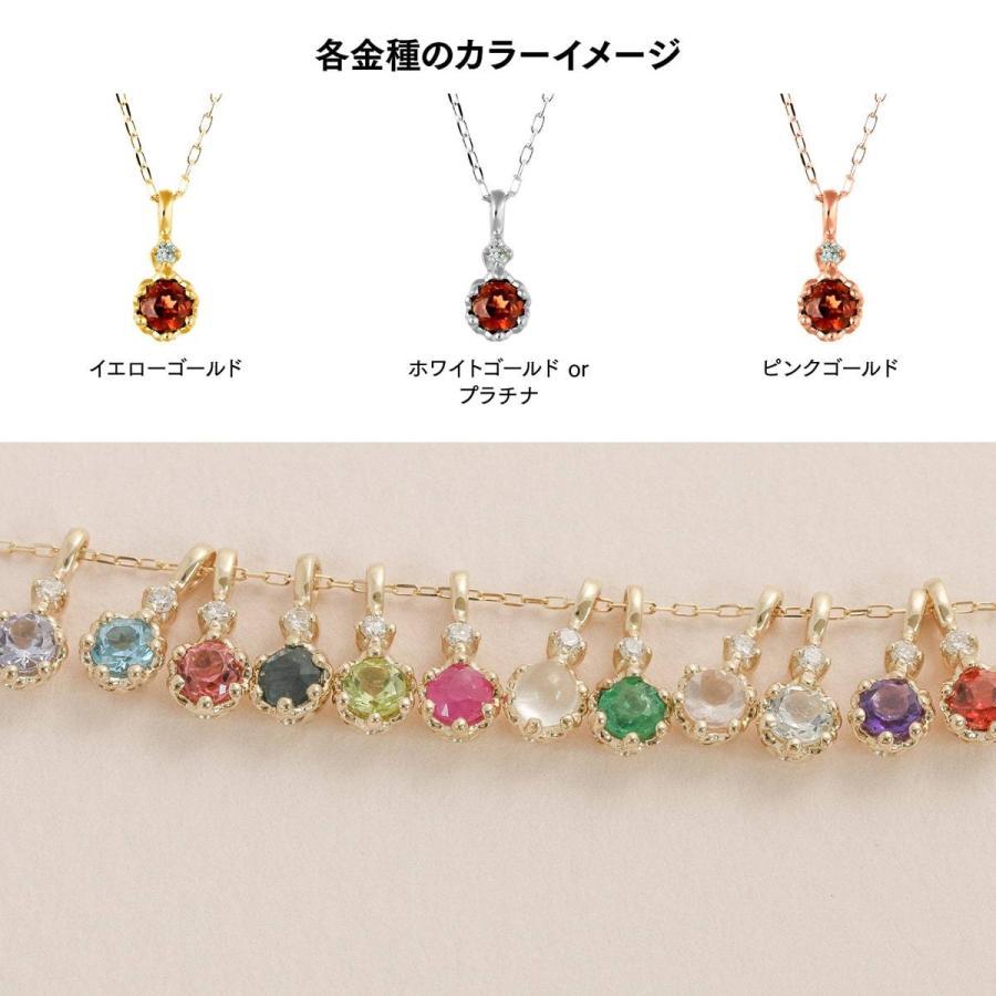 選べるカラーストーン 誕生石 リング k10 イエローゴールド/ホワイトゴールド/ピンクゴールド 日本製 ホワイトデー ギフト プレゼント|cococaru|06
