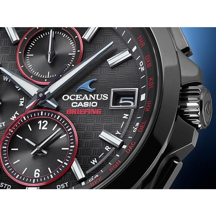 reputable site 672c1 3d002 カシオ メンズ腕時計 オシアナス OCW-T2610BR-1AJR CASIO OCEANUS BRIEFING ブリーフィング  コラボレーションモデル 新品 国内正規品