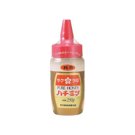 サクラ印/ハチミツ 250g
