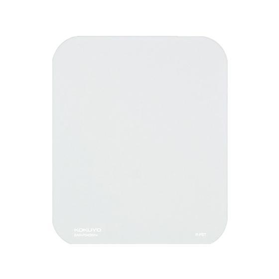 品質保証 コクヨ マウスパッド EAM-PD40NTW 再生PETタイプ 日本正規代理店品