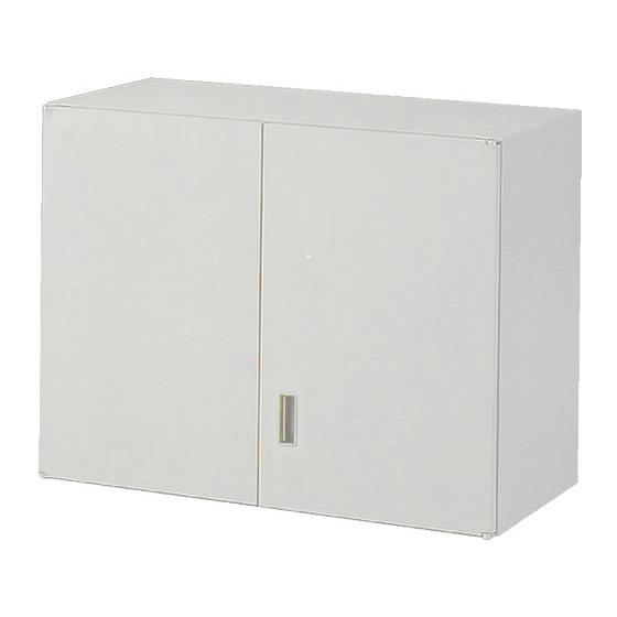 イトーキ/シンラインキャビネット イトーキ/シンラインキャビネット 上置き 両開き扉型 H692