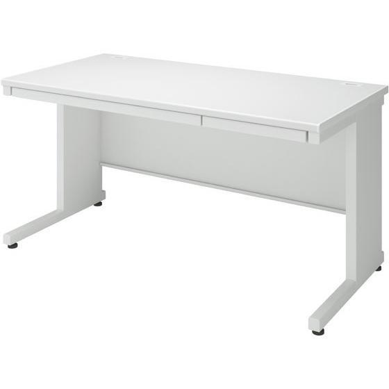 コクヨ/インベントデスク 平机 W1400×D700×H700 ホワイト ホワイト ホワイト 82b