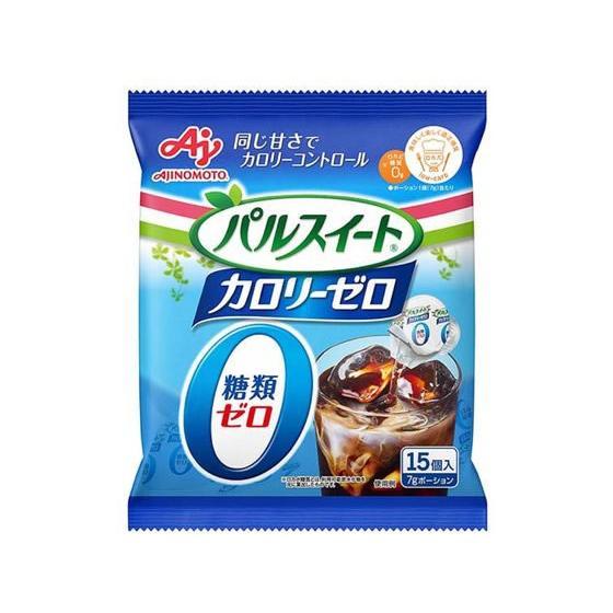 味の素 上等 パルスイート カロリーゼロ 15個入 ポーション 売れ筋ランキング 液体タイプ