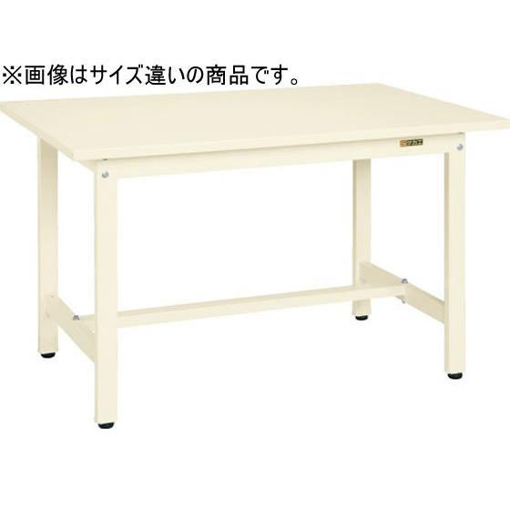 サカエ/軽量作業台KSタイプ W900×D750×H740/KS-097SI W900×D750×H740/KS-097SI