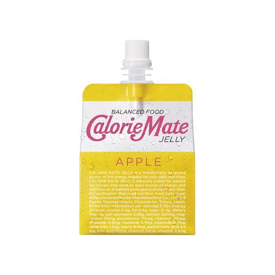 大塚製薬 お得 カロリーメイトゼリーアップル味 215g 限定価格セール