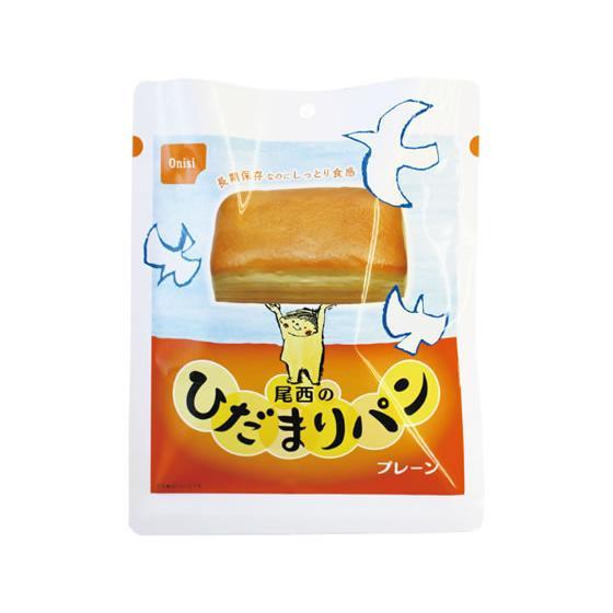 尾西食品/尾西のひだまりパン プレーン
