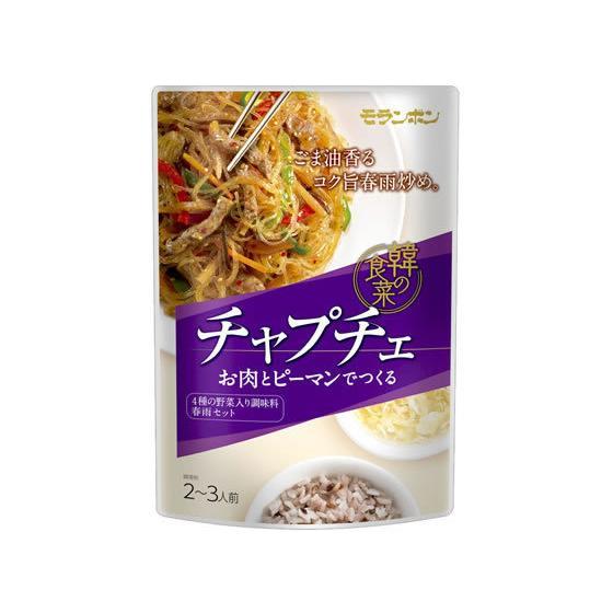 モランボン オンライン限定商品 韓の食菜 チャプチェ 登場大人気アイテム 175g 20202014