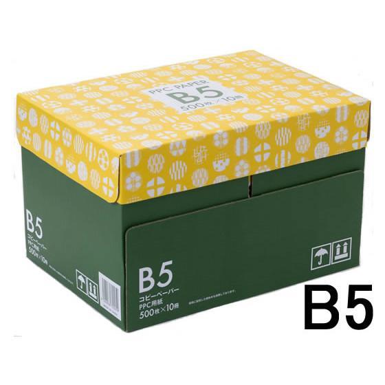 専門店 Forestway 定番スタイル コピー用紙 ノルディック B5 500枚×10冊