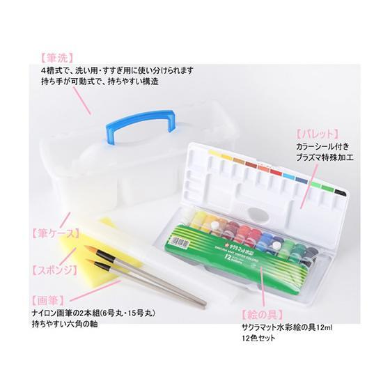 モリベクリエーション/口金バッグ画材セット KLUGER/M17R-KLU cocodecow 02