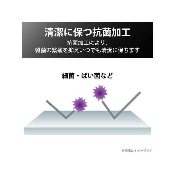 エレコム/キーボード防塵カバー/PKB-MB17|cocodecow|05