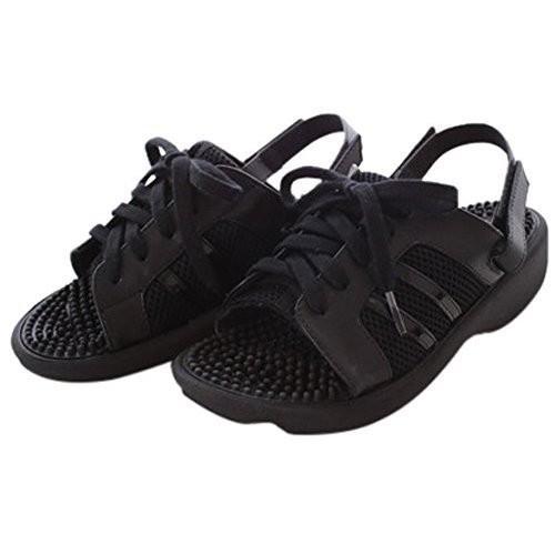 リトルアース ボディポップ(body+pop) ウォーク(Walk) 1403 ブラック24cm(サイズ目安:23.5〜24.5)|coconatural