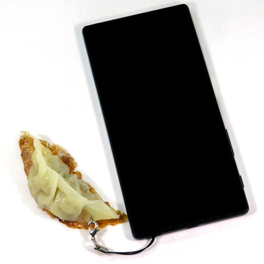 食べちゃいそうな餃子 食品サンプルキーホルダー、ストラップ coconuts-ac 03