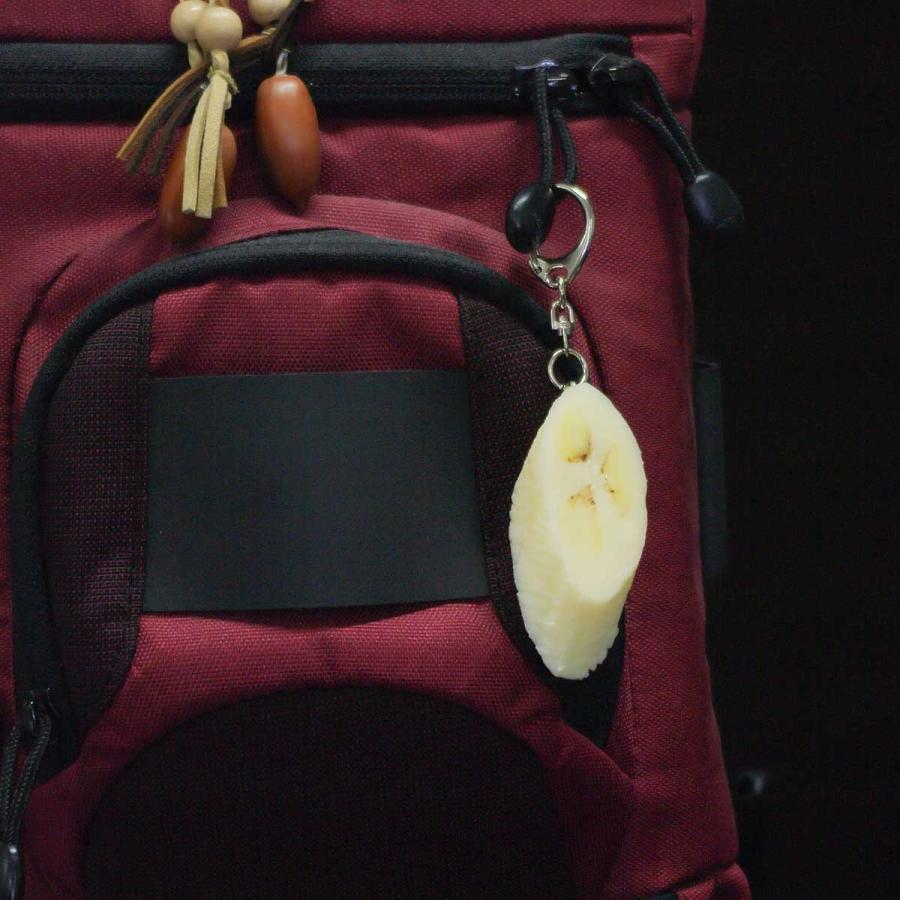 食べちゃいそうなバナナスライス 食品サンプルキーホルダー、ストラップ|coconuts-ac|03