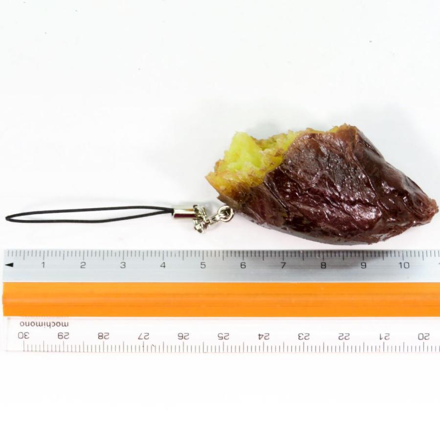食べちゃいそうな焼きいも 食品サンプルキーホルダー、ストラップ coconuts-ac 11