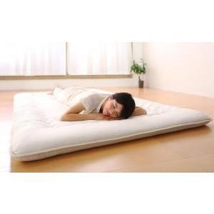布団が収納できる・美草・小上がり畳ベッド 布団が収納できる・美草・小上がり畳ベッド 専用別売品(敷布団) シングル