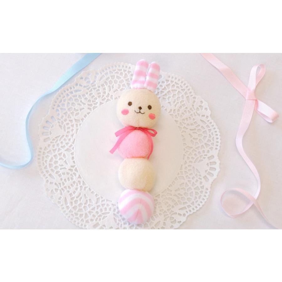 手芸キット 赤ちゃん ベビー うさぎさん キッズのおもちゃ: くねくね 定価 オリジナル