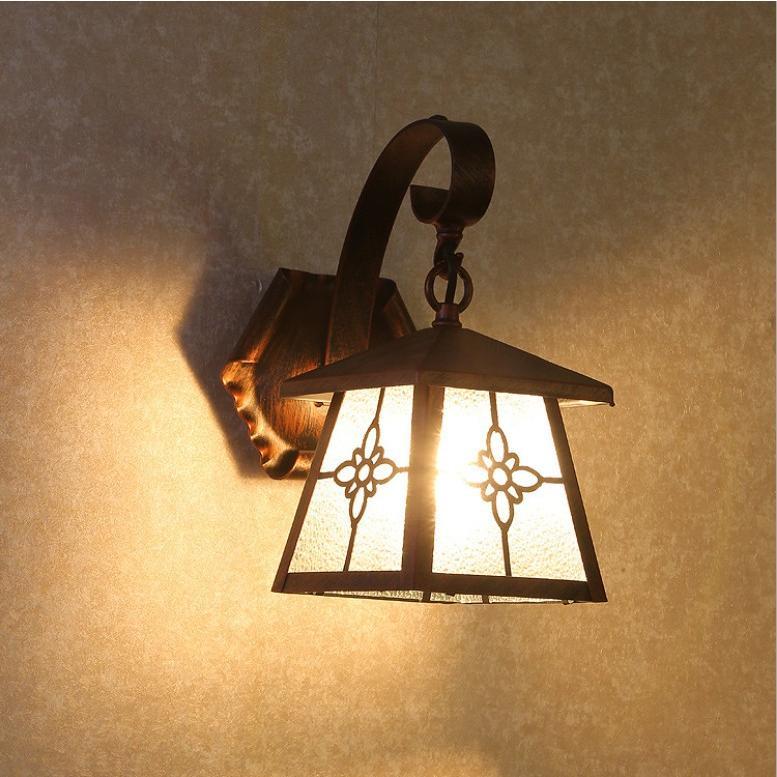 外灯 ラケットライト レトロ ポーチライト 壁掛けライト ウォールライト 玄関灯 防水 防水 壁掛け照明 アンティーク ガーデン 門灯 屋外 表札灯 庭園灯 照明