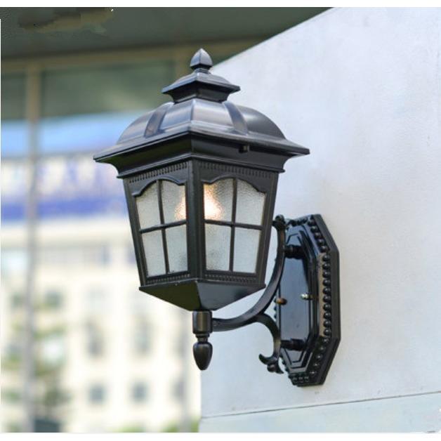 壁掛けライト ラケットライト 玄関照明 玄関照明 レトロ ガーデン アンティーク ウォールライト 照明器具 壁掛け照明 ポーチライト 壁掛け灯 防水 外灯 庭園灯 門灯