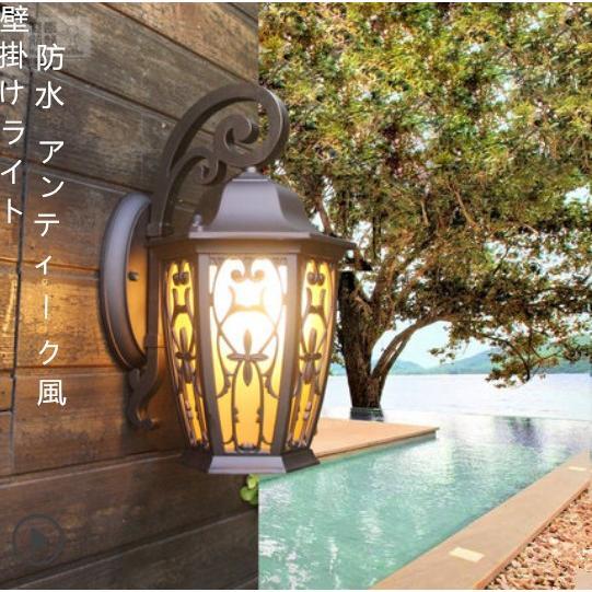 壁掛けライト 照明器具 照明器具 ラケットライト 玄関照明 レトロ 外灯 廊下 防水 ガーデンライト アンティーク風 LED 照明 門灯 ウォールランプ ブ ポーチライト