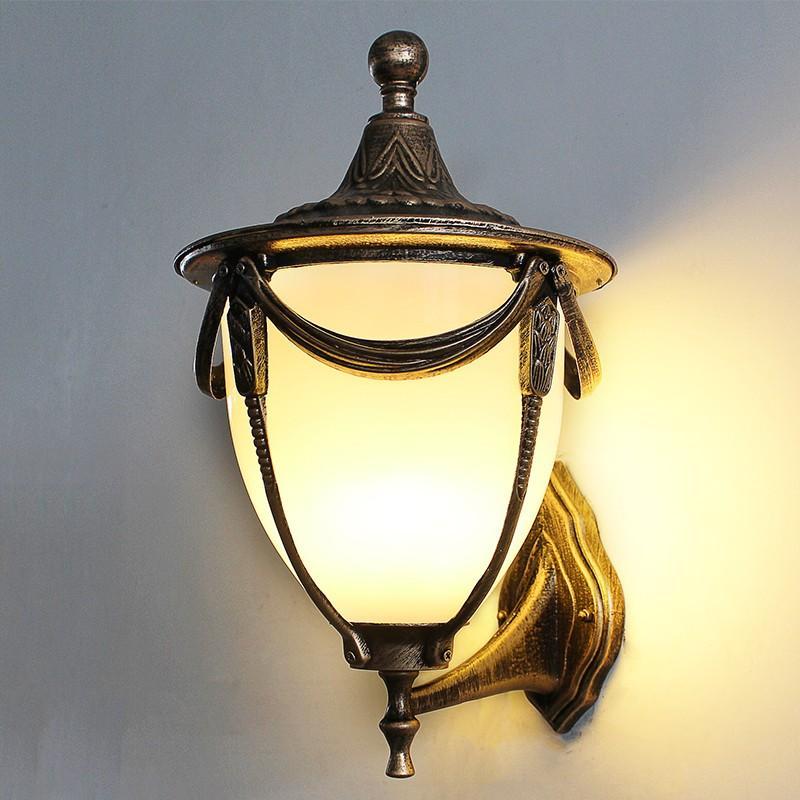 照明 照明 照明 ラケットライト 壁掛けライト 外灯 玄関照明 壁掛け照明 レトロ 防水 アンティーク風 ポーチライト庭園灯 屋外用 ウォールランプ ガーデン 室内 廊下 ec1