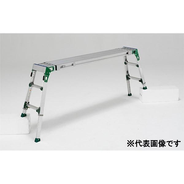 (代引不可)アルインコ:伸縮天板・伸縮脚付足場台 VSR-FX VSR1409FX